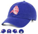 زرقاء قطن [3د] تطريز 6 لون بايسبول رياضات غطاء قبعة