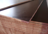 La película impermeable hizo frente a la madera contrachapada para el edificio