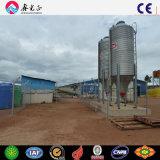 Projeto da vertente da exploração avícola do gado da construção de aço das aves domésticas do gado da alta qualidade