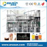 Máquina de engarrafamento redonda do animal de estimação Carbonated das bebidas 300ml