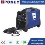 Macchinario portatile MIG-140/160/200 della saldatura a gas del CO2 di CC della saldatrice di MIG dell'invertitore