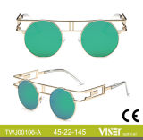Neue Form-Großhandelssonnenbrillen mit Cer, FDA (106-A)