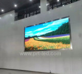 색깔 텔레비젼을%s 경조 비율 실내 P1.56 LED 영상 벽