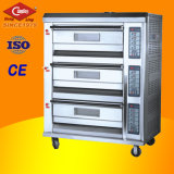 호화스러운 가스 갑판 빵 굽기 오븐 상업적인 빵집 장비