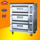 Forno de forno de gás luxuoso, forno / equipamento de padaria comercial