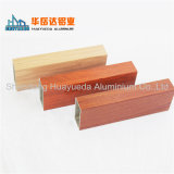 Ventana de madera revestida del marco del marco del perfil de aluminio de la madera