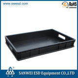 Caixa de circulação Caixa condutora ESD Box Caixa antiestática 3W-9805316 Capa disponível