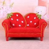 딸기 종묘장 취학 전 아이들 소파 의자 또는 아이 가구 (SF-261-S)