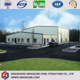 La agricultura gran Span Almacén Estructura de acero prefabricados