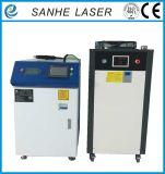 saldatrice automatica del laser della fibra di 300With400W 4D con l'iso del Ce