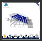 Blanqueadores plegables de la gradería cubierta móvil de acero de los blanqueadores de la capa