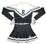 Plein uniforme fait sur commande de Cheerleading de sublimation