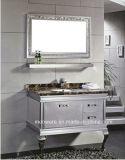 Meubles de salle de bains en acier inoxydable en granit (LZ-1821)