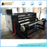 Étiquette de papier automatique se rebobinant fendant la machine de découpage rotatoire