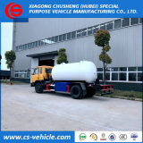 Dongfeng 4X2 5tons 10m3 이동할 수 있는 분배기 LPG 가스 탱크 트럭