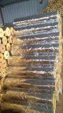 Feuerfeste Isolierung, Aluminiumfolie-Einfassung auf Felsen-Wollen heißsiegelnd, Glaswollen, Mineralwollen für Leitung-Verpackungs-materielles Isolierungs-Rohr
