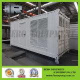 Spezielles Generator Equipment Containers mit einem Door