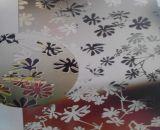 L'acide 4-6 mm gravé verre décoratif d'encre