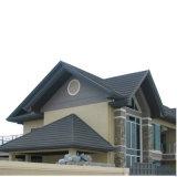 Matériau de construction en pierre de couleur métal tuile tuile de toit de zinc en aluminium