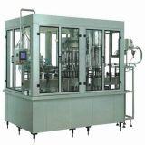 Máquina de rellenar de la bebida carbónica automática con el relleno y capsular que se lavan