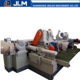 Folheado de madeira de faia máquina de rebentamento de linha de produção