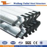 Matériau de construction de structure métallique de Purlin en acier galvanisé de C/Z
