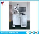 Máquina de gravura de fibra óptica da marcação do laser para o rolamento
