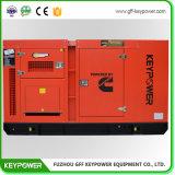 155Ква Основная мощность Silent тип генератора дизельного двигателя