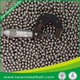 Esfera de aço inoxidável a esfera de aço cromado // a Esfera de Aço Carbono (1.588-25.4mm)