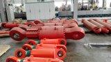 Série agricultural do SG da máquina do trator de cilindro hidráulico fortemente de levantamento do dobro que actua