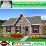 Het moderne Huis/de Huizen van de Verschepende Container van de Luxe Uitzetbare Prefab/prefabriceerden Staaf