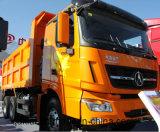 Beiben 375HPの新しい小屋6X4 Beiben V3のダンプトラック