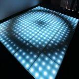 diodo emissor de luz Dance Floor da iluminação do estágio do efeito 3D de 48PCS SMD RGB 5050