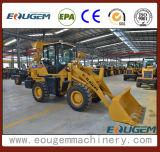 Eougem 1.3 Tonnen-Miniladevorrichtung mit Xichai Motor und schneller Anhängevorrichtung