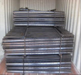 호주 까만 가연 광물 별 Picket/1650mm Y 강철 담 포스트
