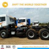 頑丈な10車輪351-450HP FAWのトラクターのトラックモータートラクター