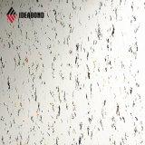 Evaluación de mármol Ideabond Sandwish decorativas de aluminio de los materiales de construcción