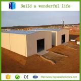 Estructura prefabricada de acero de la luz de Proveedor de alojamiento de integrados de ingeniería