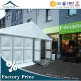 Wooden Floorの豪華な10X25m Solid Aluminium Structure ABS Wall Event Tent