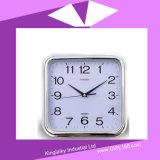 Квадратные пластичные часы с электронным календаром PC-004