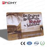 Rewritable Zweifrequenz RFID Karte i-Code+Lf