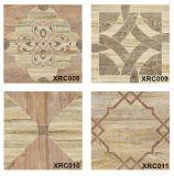 Los azulejos de diseño de madera rústica