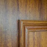 Sin formaldehído Fire-Resist moderno interior impermeable de la puerta de WPC