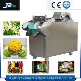 Machine de découpage végétale de fruit/machine de découpage en tranches commerciale de pommes chips/trancheuse végétale