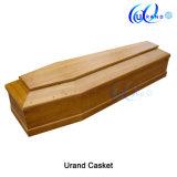 Wooden Italian High Gloss Interior Casket and Whetstone sheath
