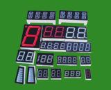 0.56 Duim 1 Cijfer de Vertoning van 7 Segment (gNS-5611Ax-Bx)