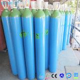 酸素のアルゴン窒素の二酸化炭素のためのTped 150bar 200barの鋼鉄シリンダー