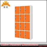 Jas-031 Hot Sale mobilier commercial 12 Porte armoire métallique amovible