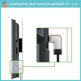 Высокая скорость правого угла 90 градусовV2.0 3D 4Kкабель HDMI