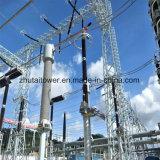 [بوور ستأيشن] كهربائيّة عمليّة بثّ فولاذ برج